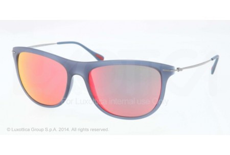 Prada Linea Rossa RED FEATHER 0PS 01PS JAP6Y1 AVIO DEMI SHINY