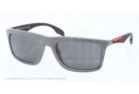 Prada Linea Rossa SLICE 0PS 02PS SL91A1 GREY DEMI SHINY