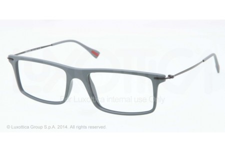 Prada Linea Rossa RED FEATHER 0PS 03EV ROR1O1 DARK GREY