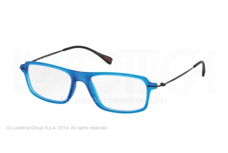 Prada Linea Rossa RED FEATHER 0PS 03FV TIU1O1 AZURE RUBBER
