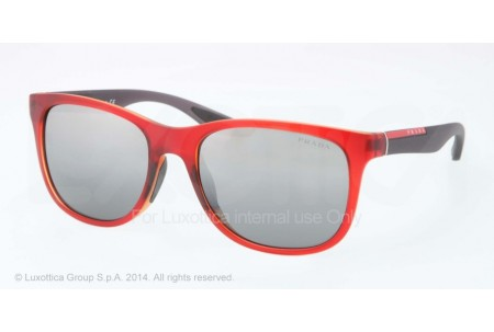 Prada Linea Rossa  0PS 03OS OAK4S1 TOP MATTE RED ON YELLOW