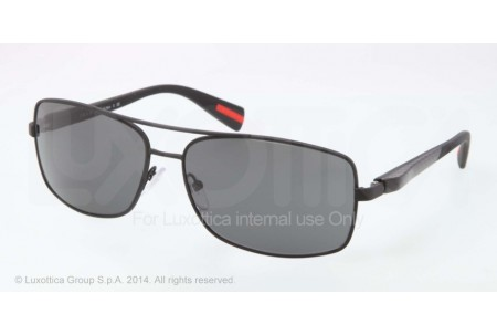Prada Linea Rossa NETEX COLLECTION 0PS 50OS DG01A1 BLACK