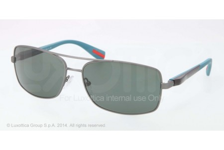 Prada Linea Rossa NETEX COLLECTION 0PS 50OS DG13O1 DG13O1_GUNMETAL
