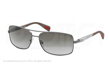 Prada Linea Rossa NETEX COLLECTION 0PS 50OS 5AV4M1 GUNMETAL