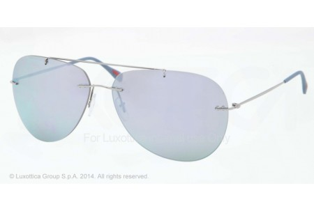 Prada Linea Rossa RED FEATHER 0PS 50PS 5AV2E2 GUNMETAL