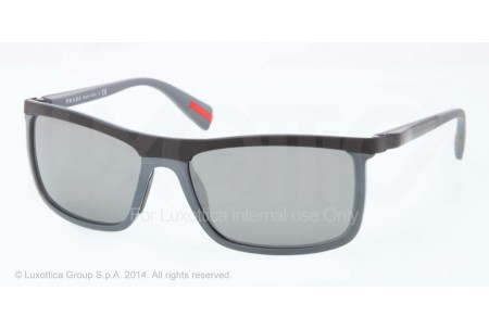 Prada Linea Rossa NETEX COLLECTION 0PS 51PS ROW7W1 DARK GREY DEMI SHINY