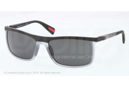 Prada Linea Rossa NETEX COLLECTION 0PS 51PS ROT1A1 LIGHT GREY DEMI SHINY