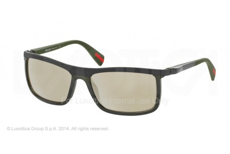 Prada Linea Rossa NETEX COLLECTION 0PS 51PS ROS1C0 MILITARY GREEN DEMI SHINY