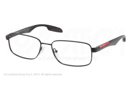 Prada Linea Rossa  0PS 52DV 1BO1O1 BLACK DEMI SHINY