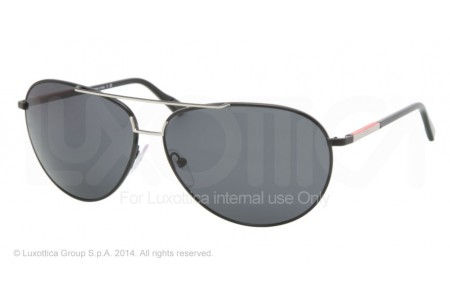 Prada Linea Rossa  0PS 52LS 1BO1A1 BLACK DEMI SHINY