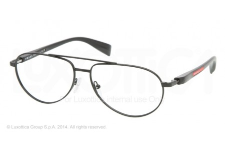 Prada Linea Rossa  0PS 53BV 1BO1O1 DEMI-SHINY BLACK
