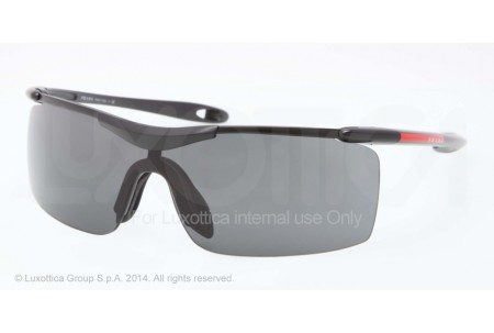 Prada Linea Rossa  0PS 53MS 1BO1A1 BLACK DEMI SHINY