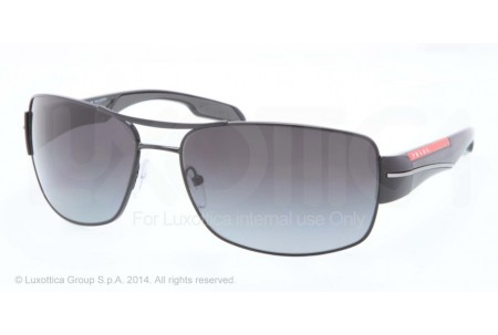 Prada Linea Rossa  0PS 53NS 7AX5W1 BLACK POLARIZED