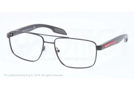 Prada Linea Rossa  0PS 56EV 1BO1O1 BLACK DEMI SHINY