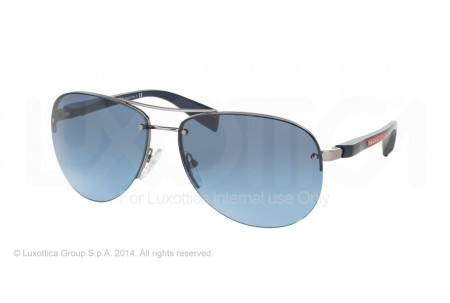 Prada Linea Rossa PS 56MS (65) 0PS 56MS 5AS5I1 5AS5I1_PEWTER DEMI SHINY
