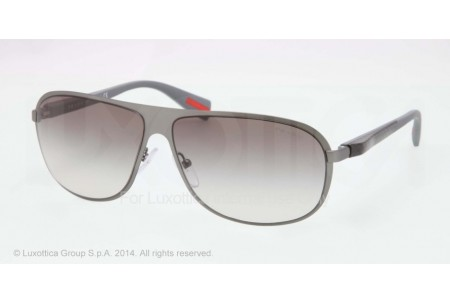 Prada Linea Rossa NETEX COLLECTION 0PS 56OS DG10A7 GUNMETAL