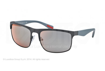 Prada Linea Rossa RUBBERMAX 0PS 56PS TFZ2D2 GREY RUBBER