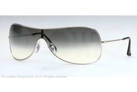 66f61327e393f7 Ray-Ban RB3211 0RB3211 003 8G SILVER