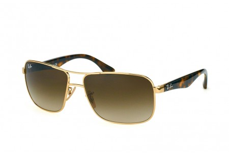 Ray-Ban  0RB3516 001/13 ARISTA