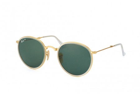 Ray-Ban  0RB3517 112/N5 MATTE GOLD POLARIZED