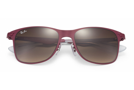 Ray-Ban  0RB3521 162/13 MATTE RED