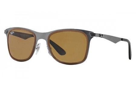 Ray-Ban  0RB3521M 029/83 MATTE GUNMETAL POLARIZED