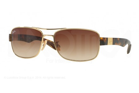 Ray-Ban  0RB3522 001/13 ARISTA