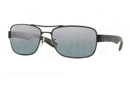 Ray-Ban  0RB3522 006/82 MATTE BLACK POLARIZED