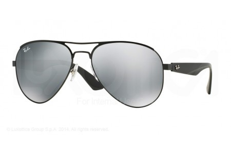 Ray-Ban  0RB3523 006/6G MATTE BLACK
