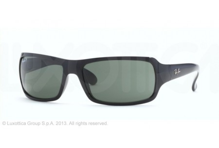 Ray-Ban RB4075 0RB4075 601/58 BLACK POLARIZED