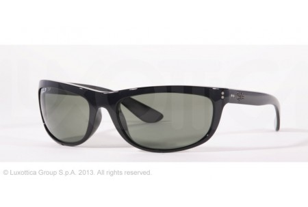 Ray-Ban BALORAMA 0RB4089 601/58 BLACK POLARIZED