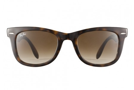Ray-Ban FOLDING WAYFARER 0RB4105 710/51 710/51_LIGHT HAVANA