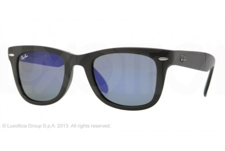 Ray-Ban FOLDING WAYFARER 0RB4105 601S MATTE BLACK
