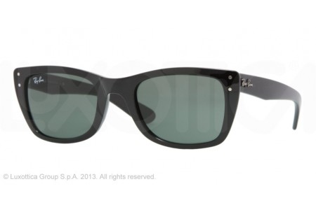 Ray-Ban CARIBBEAN 0RB4148 601 BLACK