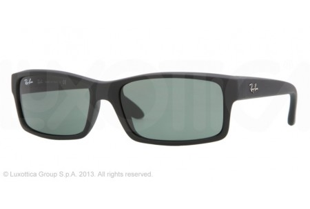 Ray-Ban RB4151 0RB4151 622 BLACK RUBBER