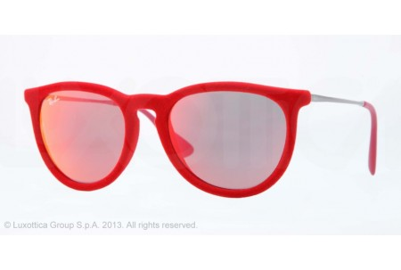 Ray-Ban ERIKA 0RB4171 60766Q RED VELVET