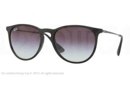 Ray-Ban ERIKA 0RB4171 622/8G RUBBER BLACK