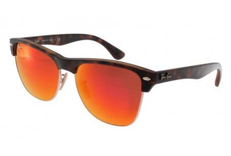 Ray-Ban CLUBMASTER OVERSIZED 0RB4175 609269 609269_MATTE HAVANA
