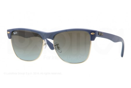 Ray-Ban CLUBMASTER OVERSIZED 0RB4175 880/96 DEMI SHINY BLUE/ARISTA
