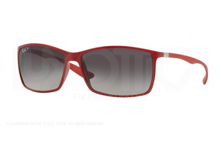 Ray-Ban LITEFORCE 0RB4179 6123T3 MATTE AMARANTH POLARIZED
