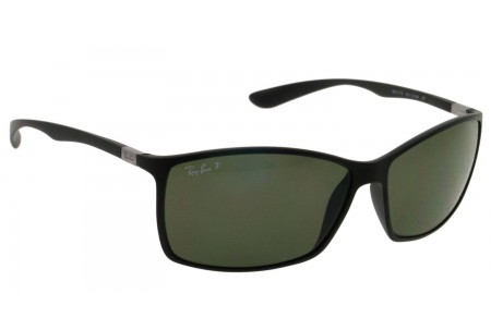 Ray-Ban LITEFORCE 0RB4179 61259A MILITARY MATTE GREEN POLARIZED