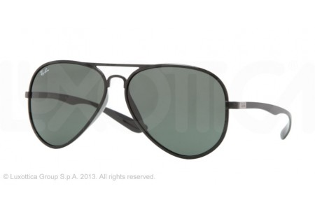 Ray-Ban AVIATOR LITEFORCE 0RB4180 601/71 BLACK