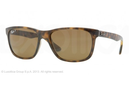 Ray-Ban RB4181 0RB4181 710/83 LIGHT HAVANA POLARIZED