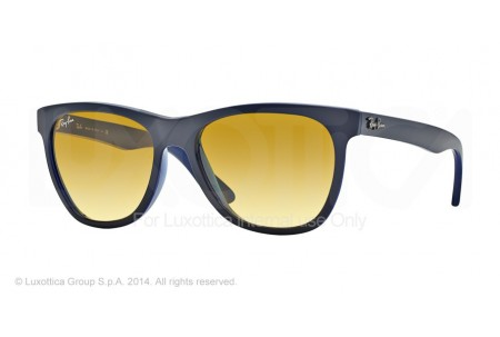 Ray-Ban  0RB4184 6115X4 TOP DARK GREY ON OPAL BLUE PHOTOCROMATIC