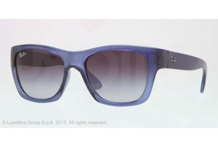 Ray-Ban RB4194 0RB4194 603171 BLUE DEMI GLOSS