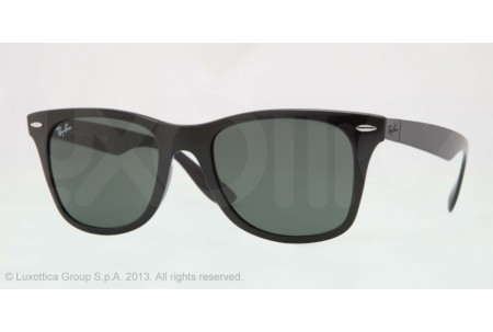 Ray-Ban WAYFARER LITEFORCE 0RB4195 601/71 BLACK