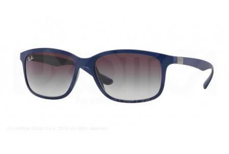 Ray-Ban  0RB4215 61618G MATTE DARK BLUE