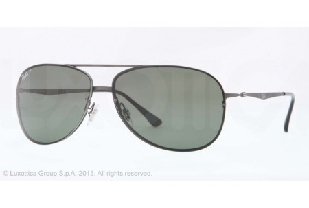 Ray-Ban RB8052 0RB8052 154/82 SAND DARK GUNMETAL POLARIZED