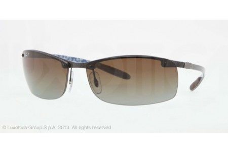 Ray-Ban  0RB8305 082/9A DARK CARBON POLARIZED