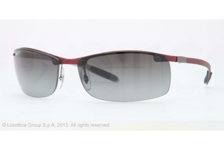 Ray-Ban  0RB8305 083/82 LIGHT CARBON POLARIZED